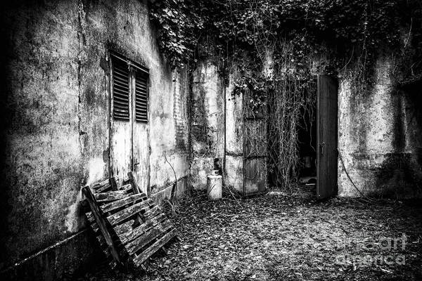 Photograph - Abandoned Sanatorium by Traven Milovich