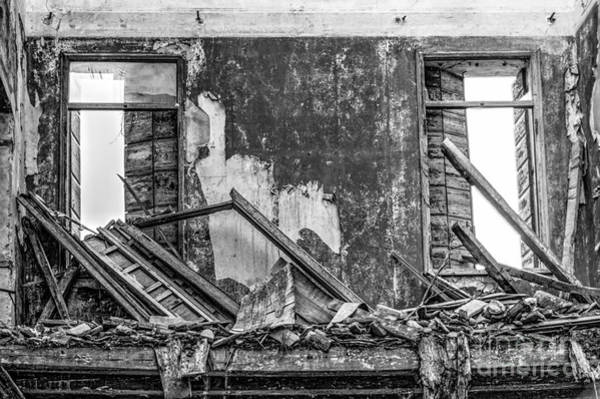 Photograph - Abandoned Villa by Traven Milovich