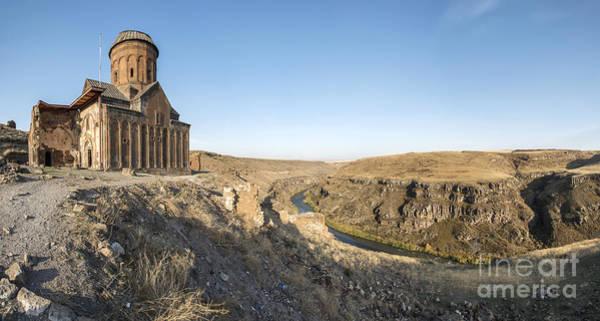 Eastern Anatolia Photograph - Ani Ruins by Emirali  KOKAL
