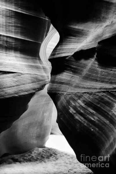 Photograph - Antelope Slot Canyon by Thomas R Fletcher