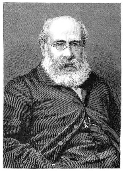 Wall Art - Painting - Anthony Trollope (1815-1882) by Granger