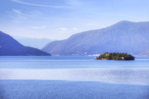 Lake Maggiore Photograph - Brissago Islands by Joana Kruse