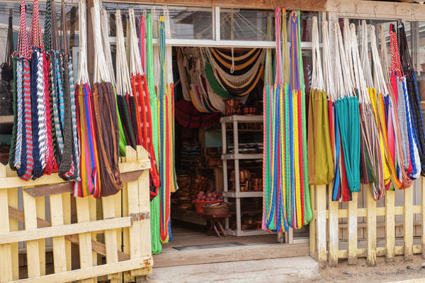 Roatan Photograph - Central America, Honduras, Roatan by Lisa S. Engelbrecht