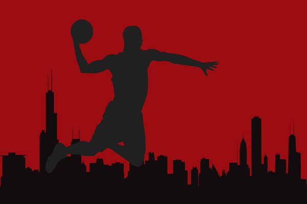 Chicago Bulls Photograph - Chicago Bulls by Joe Hamilton