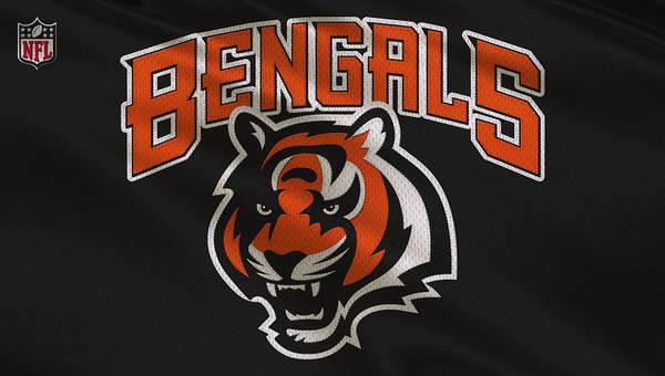 Bengals Photograph - Cincinnati Bengals Uniform by Joe Hamilton