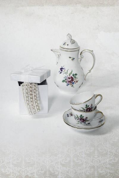 Tea Pot Wall Art - Photograph - Coffee Time by Joana Kruse