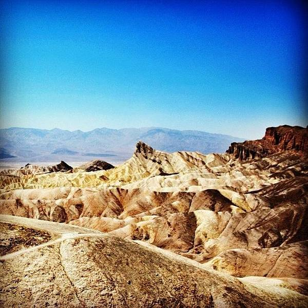 Wall Art - Photograph - Death Valley by Luisa Azzolini