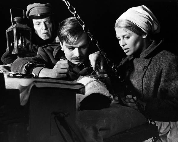 Julie Christie Photograph - Doctor Zhivago  by Silver Screen