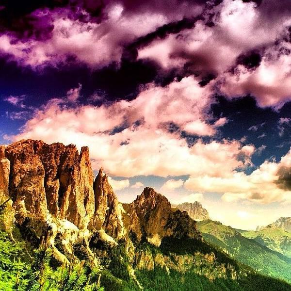 Wall Art - Photograph - Dolomiti by Luisa Azzolini