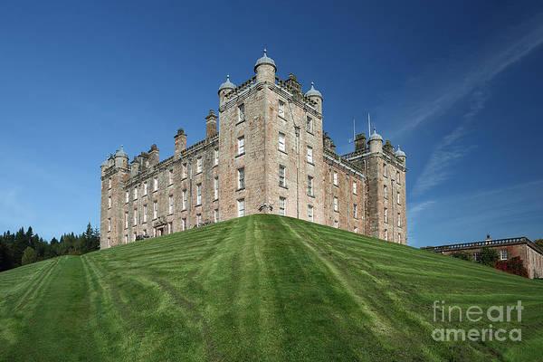 Photograph - Drumlanrig Castle by Maria Gaellman