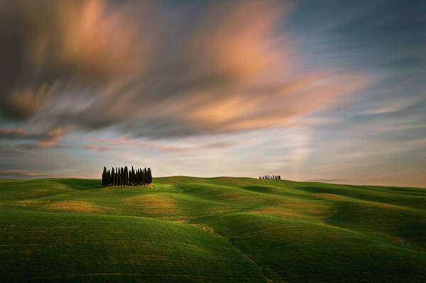 Wall Art - Photograph - Fields... by Krzysztof Browko