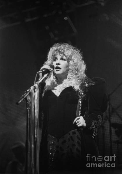 Stevie Nicks Photograph - Fleetwood Mac by Concert Photos
