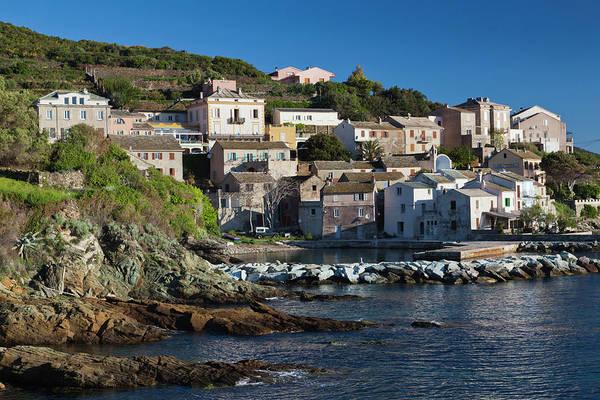 Walter Photograph - France, Corsica, Le Cap Corse by Walter Bibikow