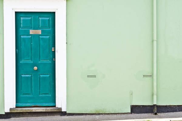 Door Wall Art - Photograph - Front Door by Tom Gowanlock