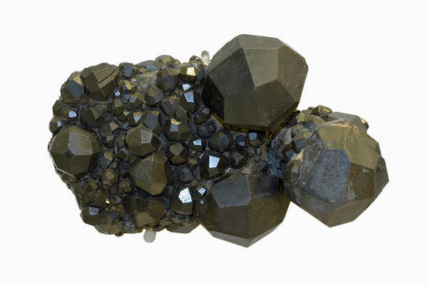 Wall Art - Photograph - Garnet by Science Stock Photography/science Photo Library