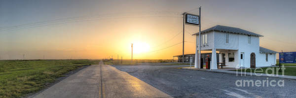 Wall Art - Photograph - Gas Station On Route 66 by Twenty Two North Photography