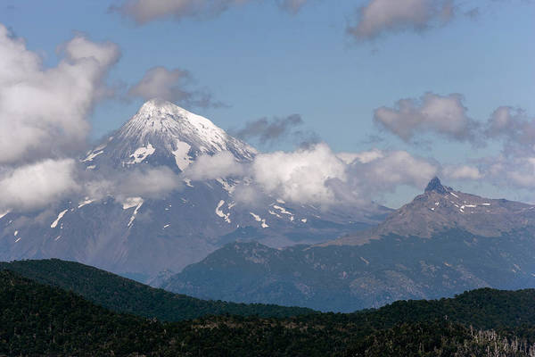 Untamed Wall Art - Photograph - Huerquehue National Park, Chile by Scott T. Smith