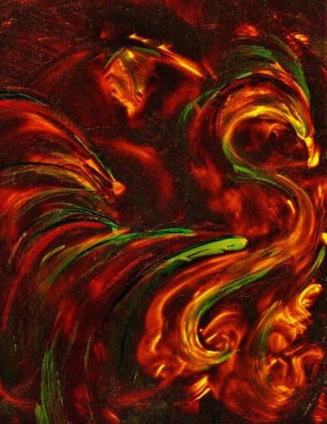 Painting - La Bonita Pheasant  by Charles Lucas