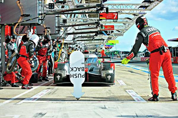 21st Century Photograph - Le Mans 2016 by Lewis Houghton/science Photo Library