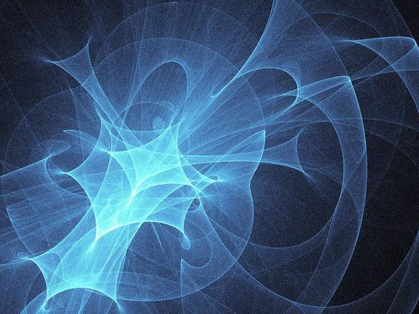 Special Effects Photograph - Light Pattern by Alfred Pasieka