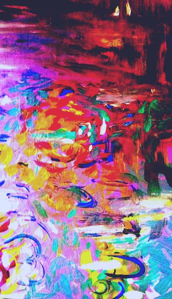 Painting - Lily Pond by Nikki Dalton