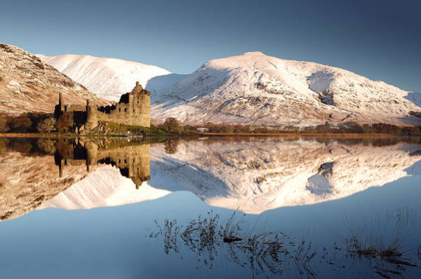 Wall Art - Photograph - Loch Awe by Grant Glendinning