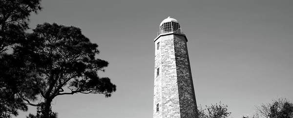 Virginia Lighthouse Photograph - Low Angle View Of A Lighthouse, Cape by Panoramic Images