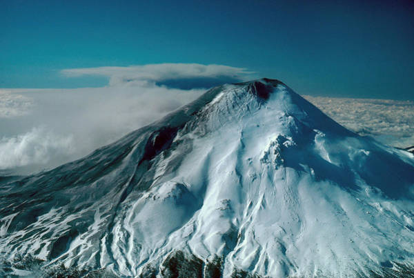Wall Art - Photograph - Mount St. Helens by Thomas And Pat Leeson