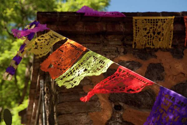 Tissue Paper Photograph - North America, Mexico, Guanajuato by John and Lisa Merrill