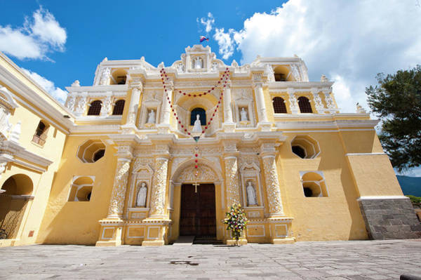 Wall Art - Photograph - Nuestra Senora De La Merced Cathedral by Michael Defreitas