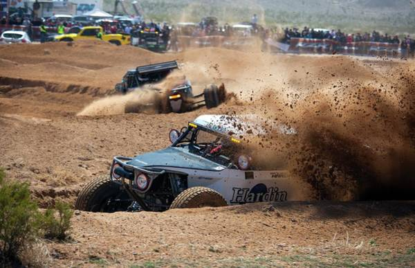 Off-road Vehicles Photograph - Off-road Racing by Jim West