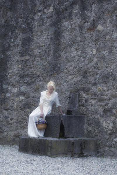 Jane Austen Wall Art - Photograph - Period Lady by Joana Kruse