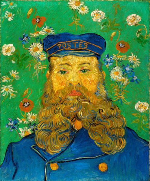 Painting - Portrait Of Joseph Roulin  by Vincent Van Gogh