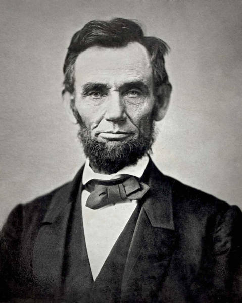 President Photograph - President Abraham Lincoln by Retro Images Archive