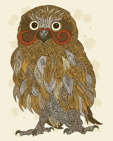 Digital Illustration Photograph - Print by Valentina
