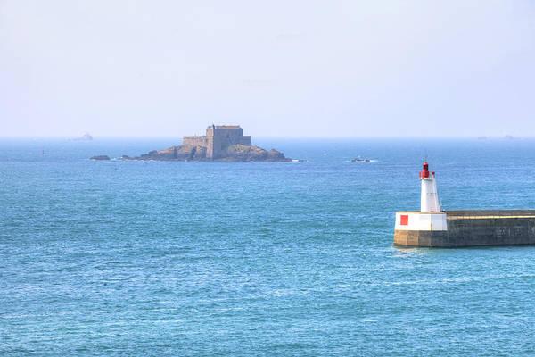 Port City Photograph - Saint-malo - Brittany by Joana Kruse