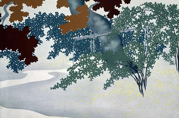 Wall Art - Painting - Sekka Momoyogusa, 1909 by Granger