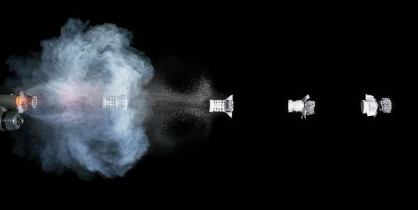 Firepower Photograph - Shotgun Shot by Herra Kuulapaa � Precires