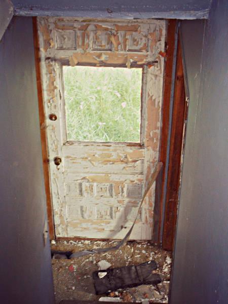 Wall Art - Photograph - Spider House by Cyryn Fyrcyd