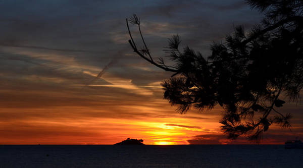 Blye Photograph - Sunset Rovinj by Barbara Walsh