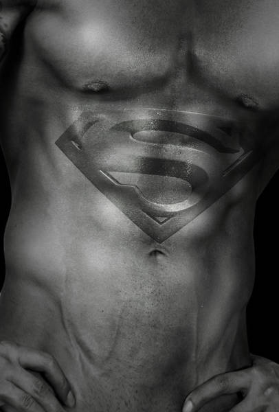 Gay Photograph - Superman  by Mark Ashkenazi