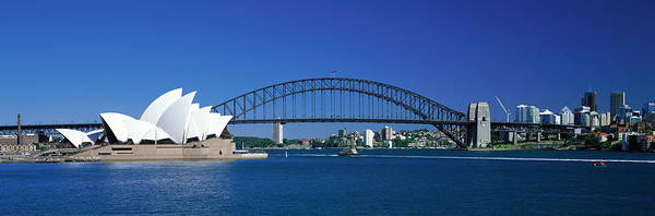 Join Wall Art - Photograph - Sydney, Australia by Panoramic Images