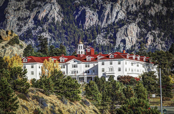 Wall Art - Photograph - The Stanley Hotel by G Wigler