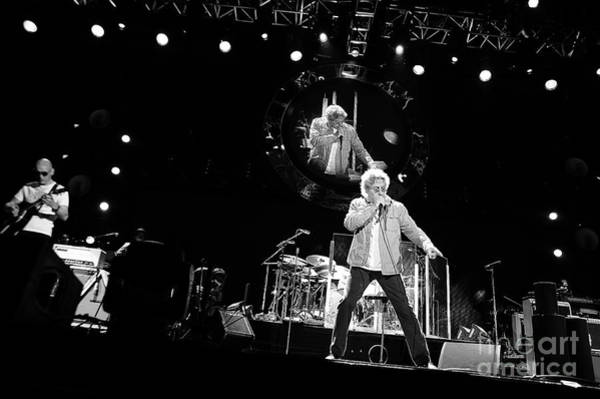 Photograph - The Who by Jenny Potter