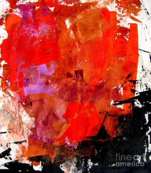 Painting - Untitled by Diane Desrochers