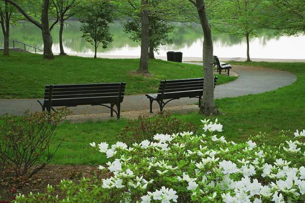 Franklin Park Photograph - Usa, Washington, D by Jaynes Gallery