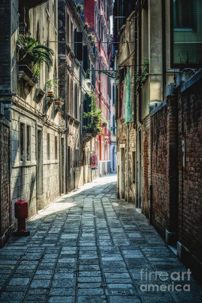 Photograph - Venice by Traven Milovich
