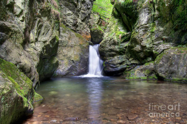 Wall Art - Photograph - Waterfalls by Michal Boubin