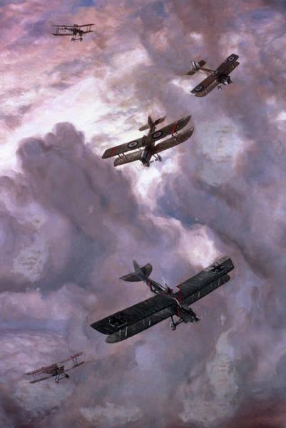 Warplane Photograph - World War I (1914-1918 by Prisma Archivo