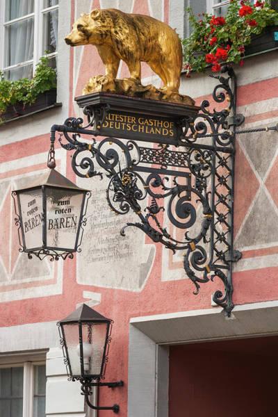 Baden Wall Art - Photograph - Germany, Baden-wurttemburg, Black by Walter Bibikow